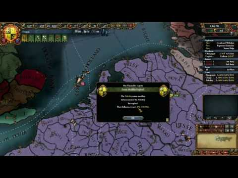 Europa Universalis 4 Frankish Conquest Ep 2 Expanding the Empire