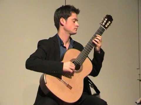 Classical Guitar concert - Manuel De Falla- Danza Del Molinero - Dimitris Dekavallas (guitar)
