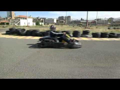 Go Kart--Play City Yerevan