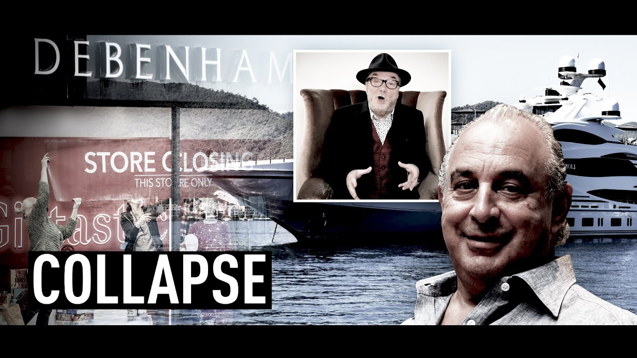 George Galloway | hedge fund fat-cats destroyed Debenhams NOT Covid