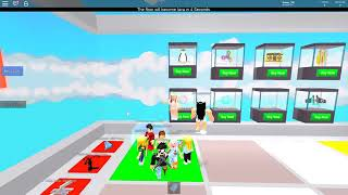 Playing The Soil Is Lava In Roblox #5 -TITI-