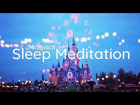 Magical Dreams: Sleep Aid for Sound Sleep, Deep Sleep, Relaxation with BiNaural Beats, Female Voice