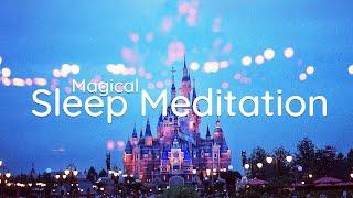 Sleep Music - Magical Dreams: Sleep Aid, Deep Sleep, Relaxation with BiNaural Beats, Female Voice