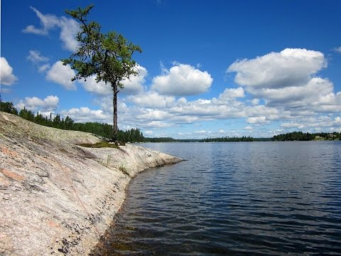 Lake of the Woods Lake in USA    Lake in North America    Travel 4 All