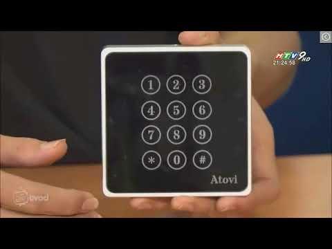 Atovi smart lock Sáng tạo trẻ HTV9 ngày 30 tháng 11 năm 2017