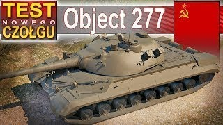 New Object 277 USSR Tank with 8k Block Damage