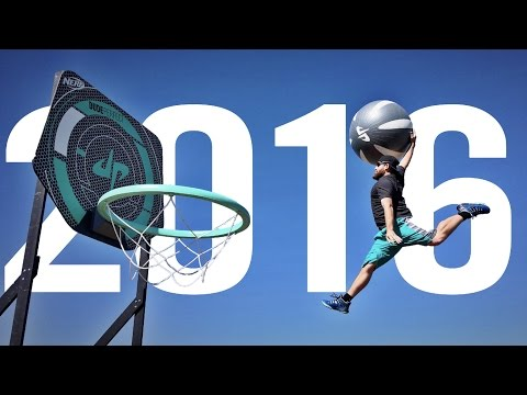 Best of Dude Perfect - Adrenalin Bomb Of The Year 2016