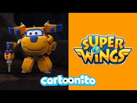 Super Wings | Donnie