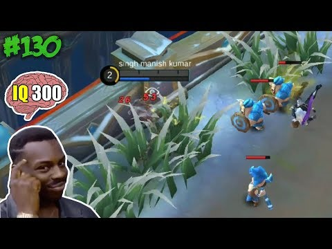 Mobile Legends WTF | Funny Moments Episode 130: Don't Touch Me