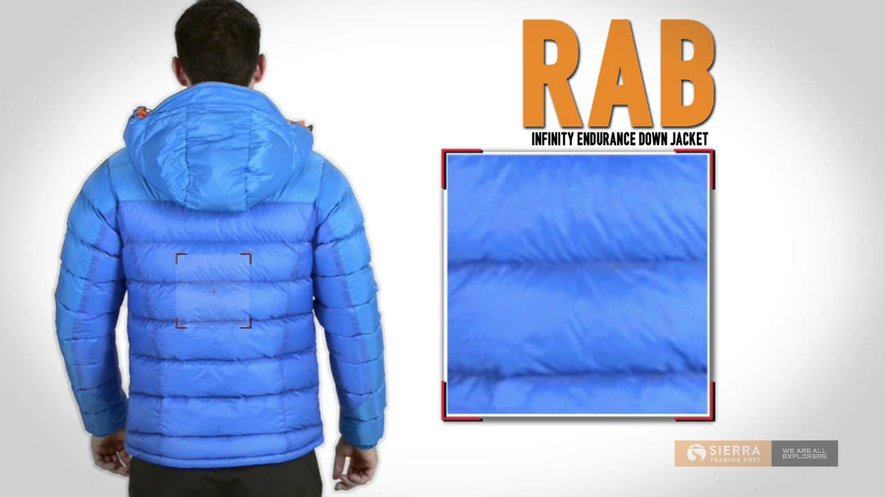8fd5020fc Rab Infinity Endurance Down Jacket - 850 Fill Power (For Men)