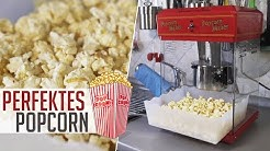 Perfektes POPCORN - Ideal zu Netflix, Amazon Prime & Co. (Review)