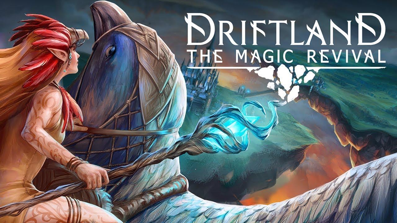 Ανακοινώθηκε το Driftland: The Magic Revival για το Switch