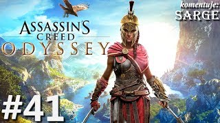 Zagrajmy w Assassin's Creed Odyssey PL odc. 41 - Ucieczka z Aten