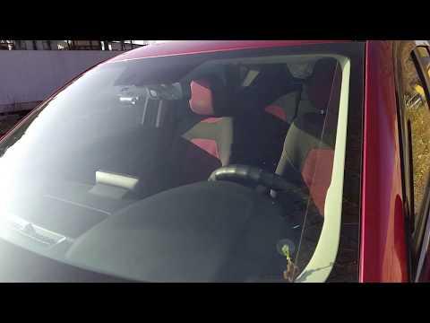 Заменил лобовое стекло Mazda CX 5 New