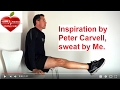 L-Sit Video: Inspiration by Pete Carvell, sweat by Me