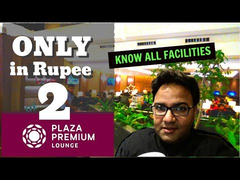 PLAZA PREMIUM LOUNGE IN DELHI AIRPORT | WHAT IS LOUNGE | HOW TO ACCESS |  FOOD & FACILITIES