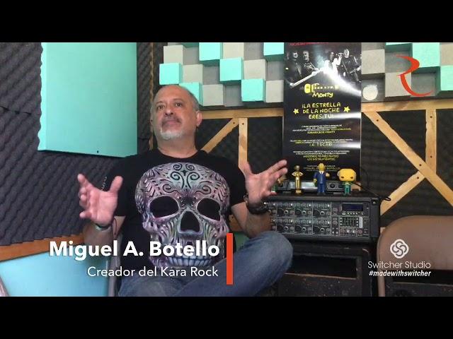 Miguel Botello Kararrock