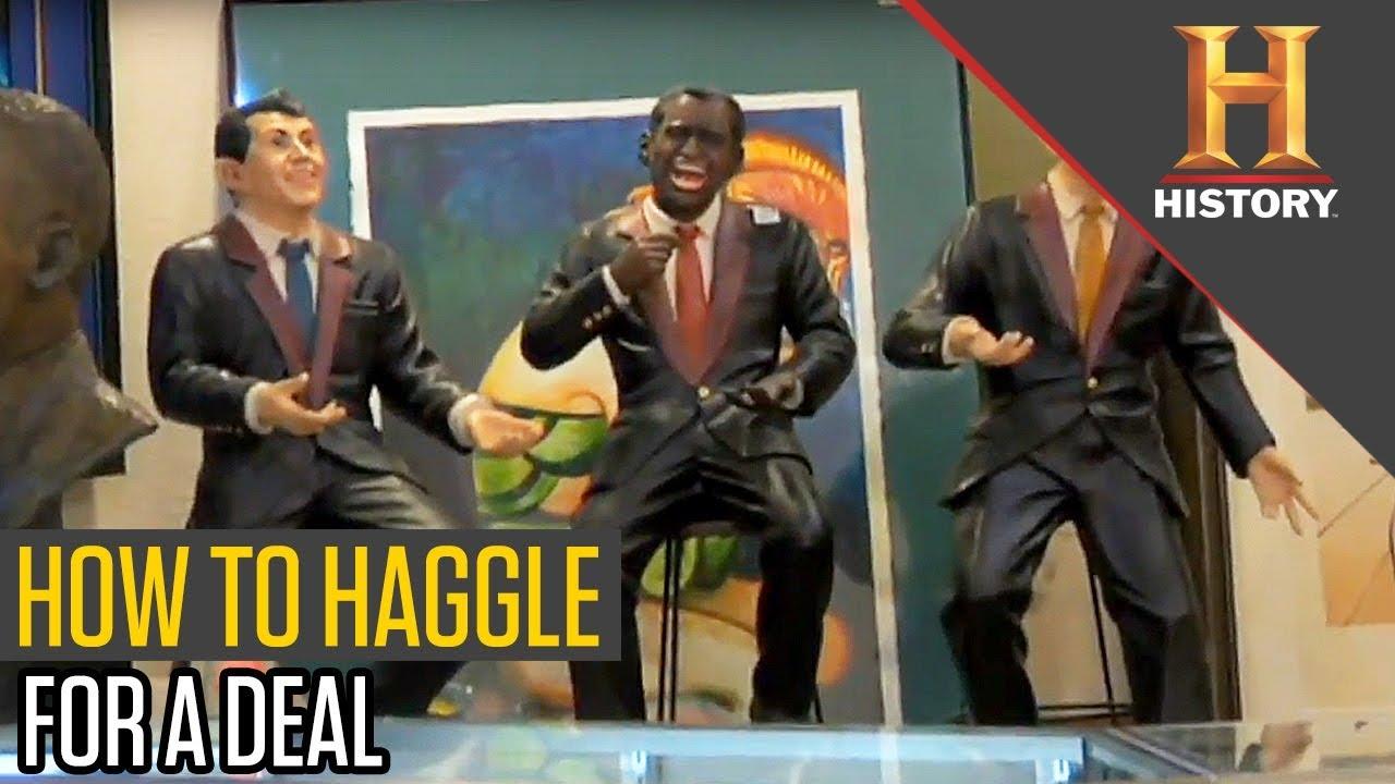 Can you haggle at pawn shops