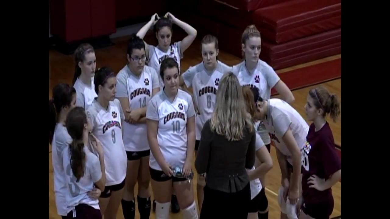 NCCS - Beekmantown JV Volleyball  9-22-11