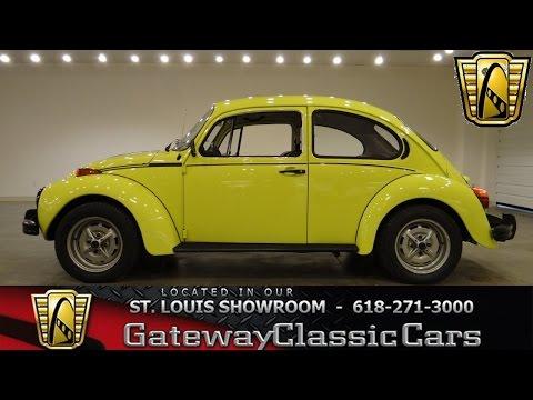 1973 Volkswagen Sports Bug - Gateway Classic Cars St. Louis - #6259