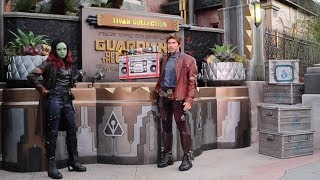 Guardians of the Galaxy - Awesome Dance Off