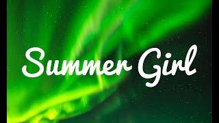 HAIM - Summer Girl (Lyrics)