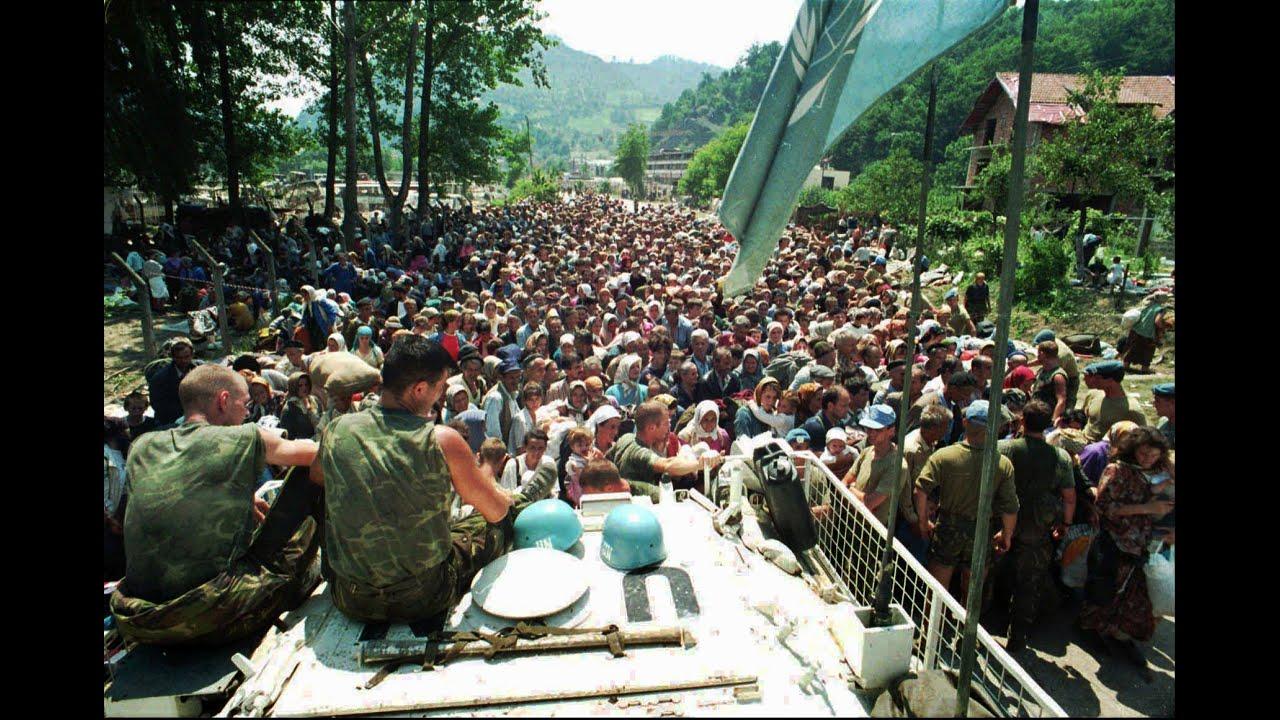 Dutchbat Srebrenica 1995 Youtube