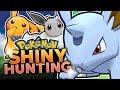 LIVE SHINY NIDORAN HUNTING! Pokemon Let's Go Pikachu & Eevee Shiny Hunting w/ HDvee