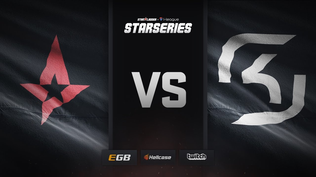 [EN] Astralis vs SK, train, SL i-League StarSeries Season 3 Finals