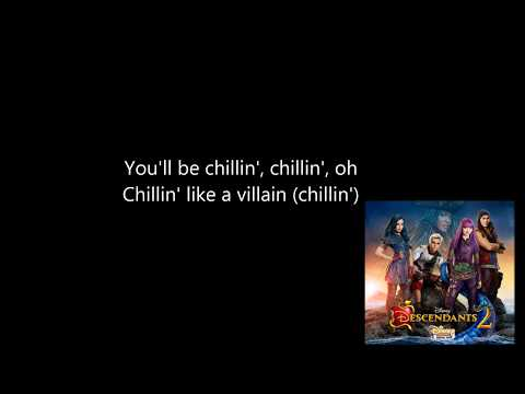 "Chillin' Like a Villain (From ""Descendants 2"")  Karaoke"