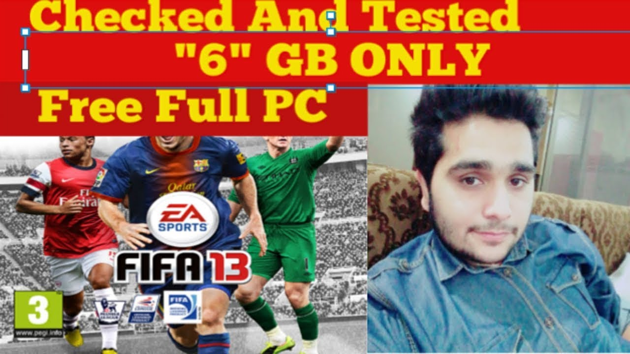 fifa 13 free download pc full version no survey