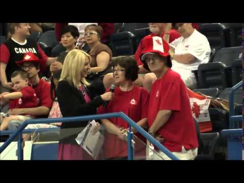 Interview with the family of Jamey Jewells (Team Canada)