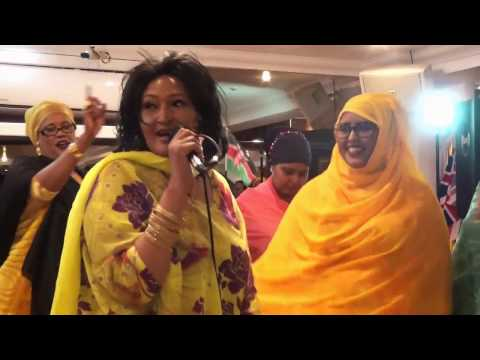 Fatuma Kinsi's 2016 UK tour - Preview from the London Event | Hosted By NFD Diaspora in UK