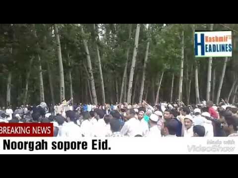 Eid Noorgah sopore
