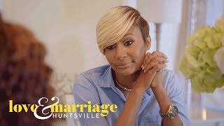 Melody Gets Real About the Problems in Her Marriage | Love and Marriage: Huntsville | OWN