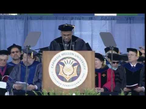 Carnegie Mellon University's 117th Commencement