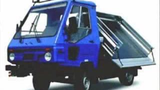 Alfine Czech multi-car