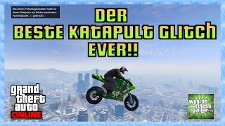 GTA 5 Online DER BESTE KATAPULT GLITCH EVER | EXTREME KATAPULT/LAUNCH GLITCH | 1.25/1.27 HD