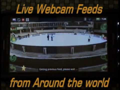 world wide live cams hårstråene