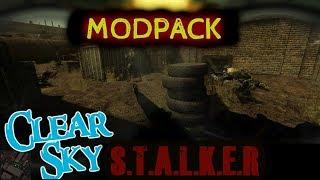 Stalker : Clear Sky - FR [Modpack] 2018 - Arsenal Overhaul + Dynamic HUD + Extras
