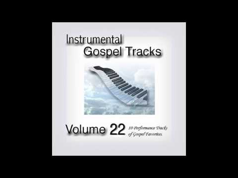 Hezekiah Walker - You're All I Need (Medium Key) [Instrumental Track] SAMPLE