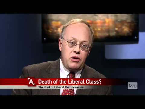 Death of the Liberal Class?