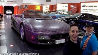 Ferrari 512tr Spider: A One-Off Customized by Lapo Elkann [Review] - Sub ENG