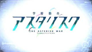 Gakusen Toshi Asterisk ED - Waiting for the rain HD