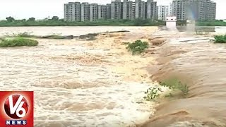 Heavy Inflow Keeps Water Level High In Irrigation Projects Of Telan...