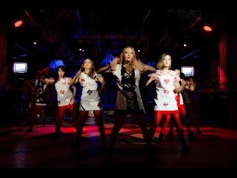 Dance studio Siberia, клубные танцы видео
