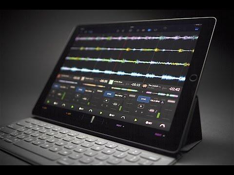 Algoriddim djay Pro for iPad Review & Walkthrough Mp3