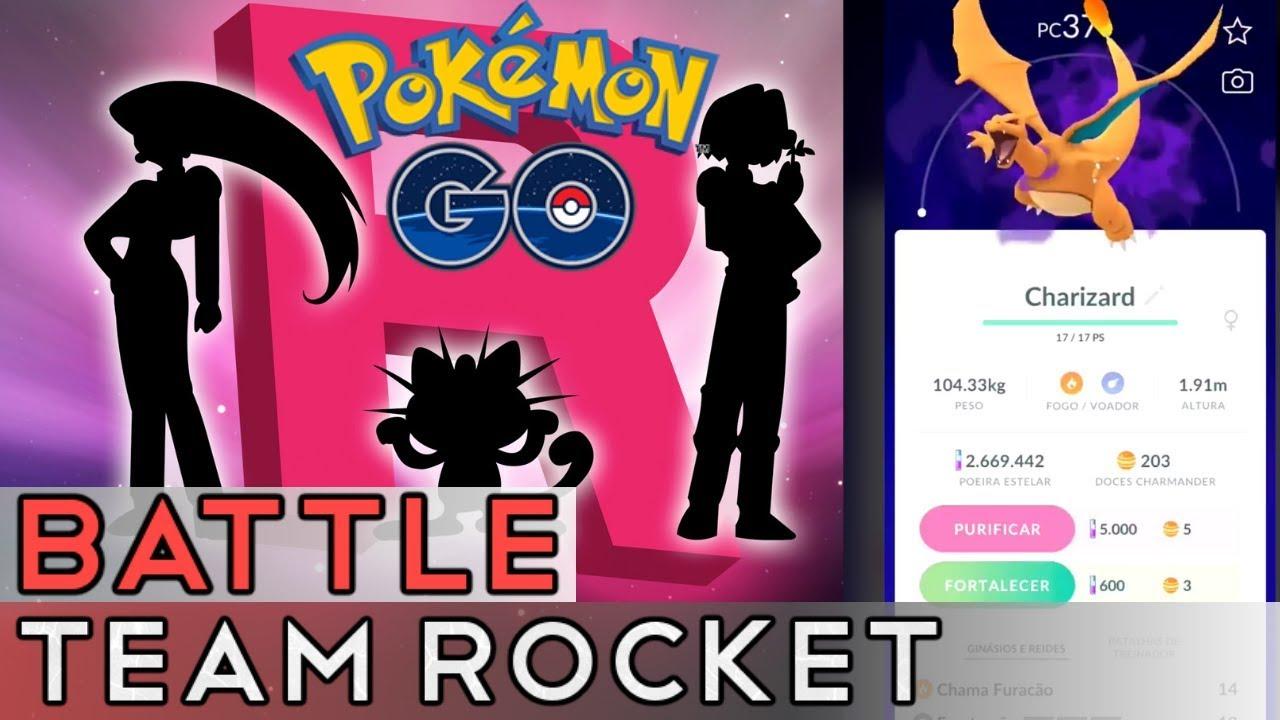Pokemon GO Team Rocket guide and tricks: Shadow Pokemon