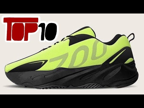 c2e177b1 Top 10 Best Upcoming Adidas Yeezy Shoes Of 2019 - YouTube