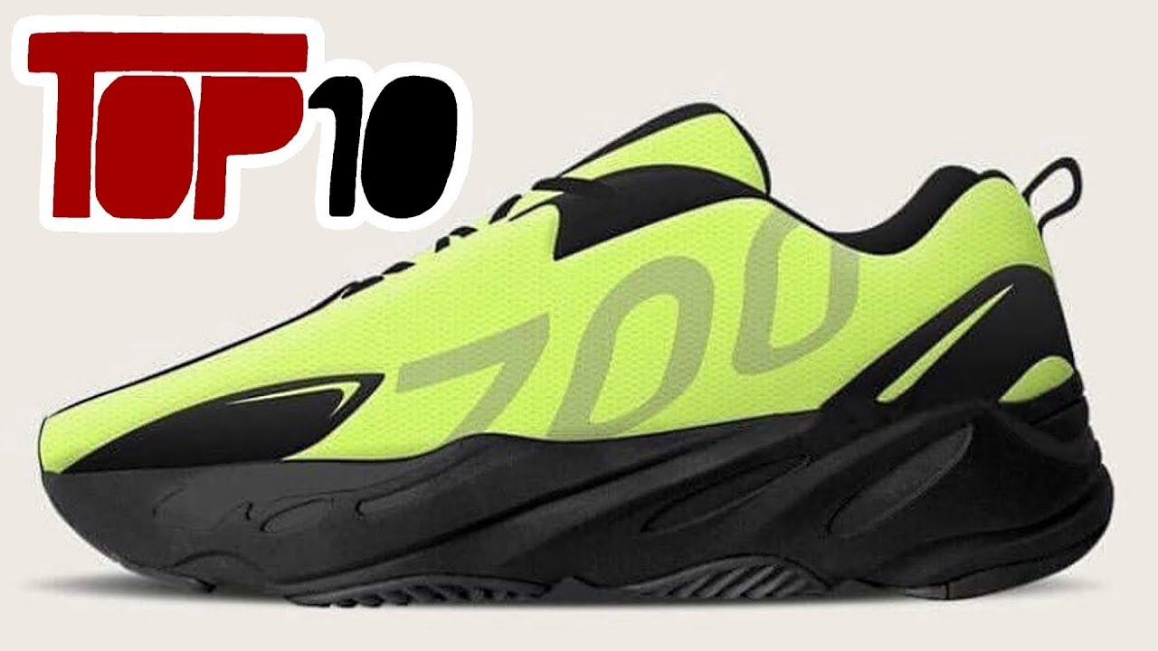 super popular f776f 6c0cb Top 10 Best Upcoming Adidas Yeezy Shoes Of 2019